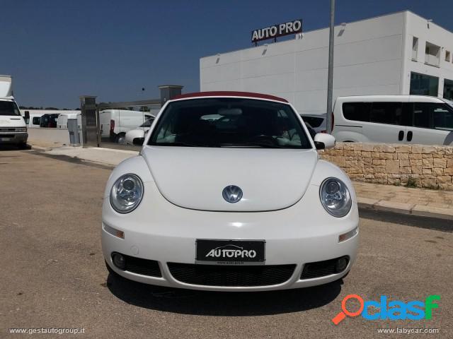 Volkswagen new beetle cabrio diesel in vendita a san michele salentino (brindisi)