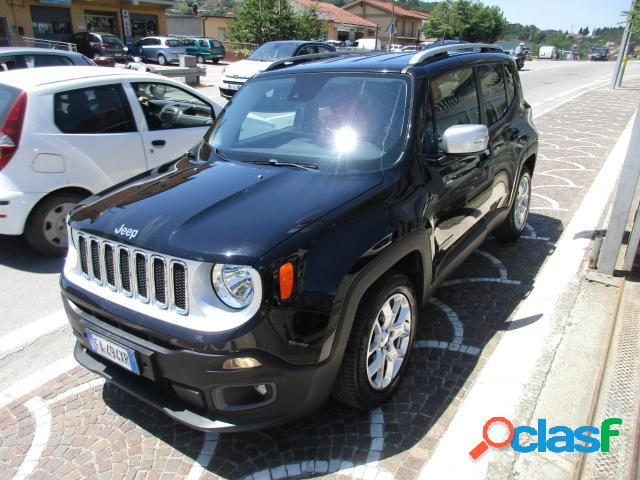 Jeep renegade diesel in vendita a ariano irpino (avellino)