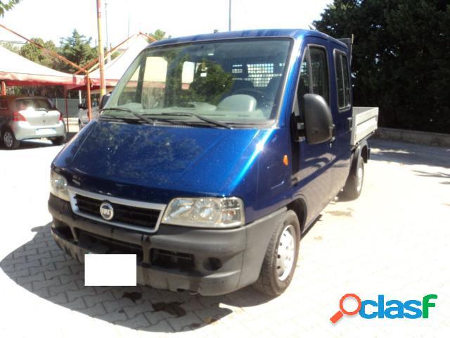 Fiat ducato 2.3 jtd diesel in vendita a nova siri (matera)