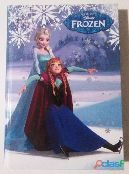 Diario FROZEN   Disney (7194g)