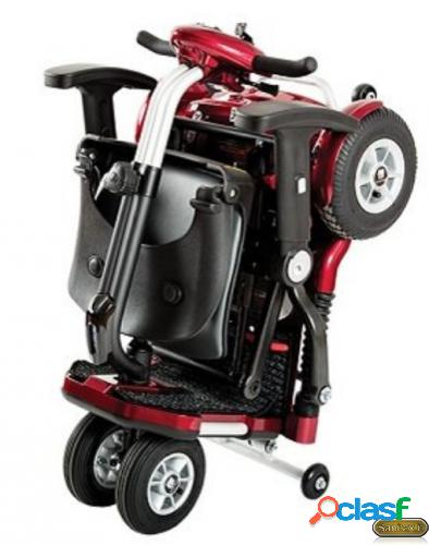 "Scooter per disabili pieghevole ""FOLDABLE S19 DELUXE"" - Wimed"