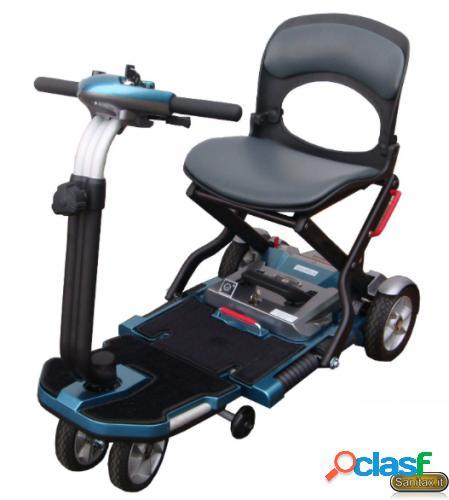 """Scooter per disabili ripiegabile """"FOLDABLE S19"""" - Wimed"""