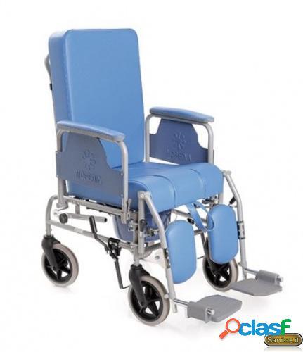 Sedia comoda con schienale reclinabile - Moretti Mopedia RC230