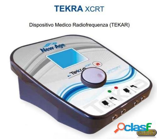 Tecar Tekra Terapix XCRT -tecarterapia - terapia del dolore