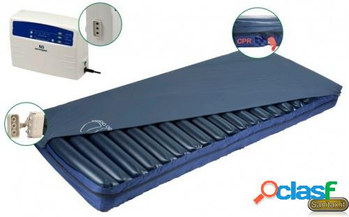 Termigea - kit antidecubito Super Air 8700 - materasso e compressore digitale