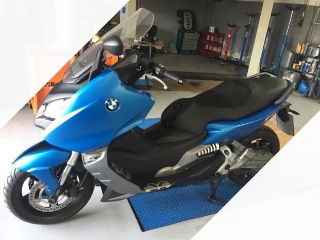 Bmw C600 sport 60hp