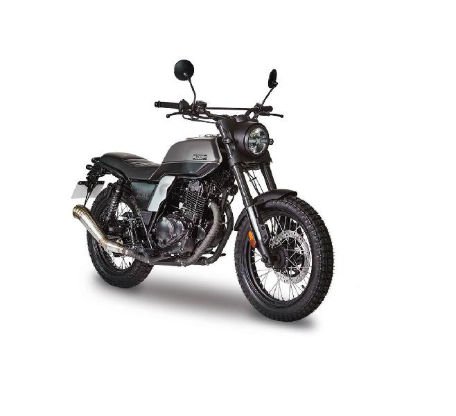 Brixton Motorcycles Glanville 250 X (2018 - 19) nuova a