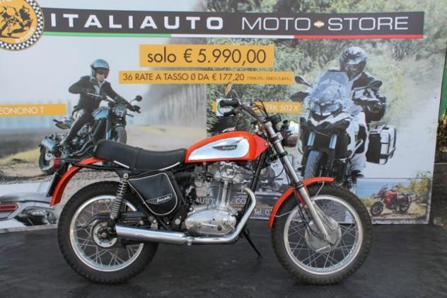 Ducati scrambler 350 1975 rif. 11970807