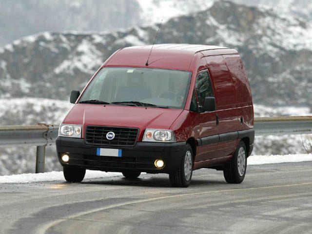 Fiat Scudo 2.0 JTD/109 900kg
