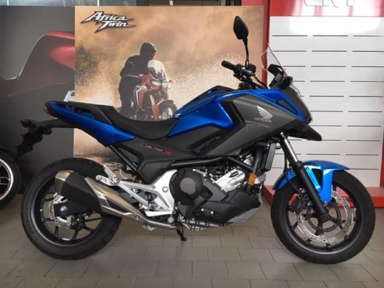 Honda NC 750 X DCT ABS (2018 - 19) nuova a Verona