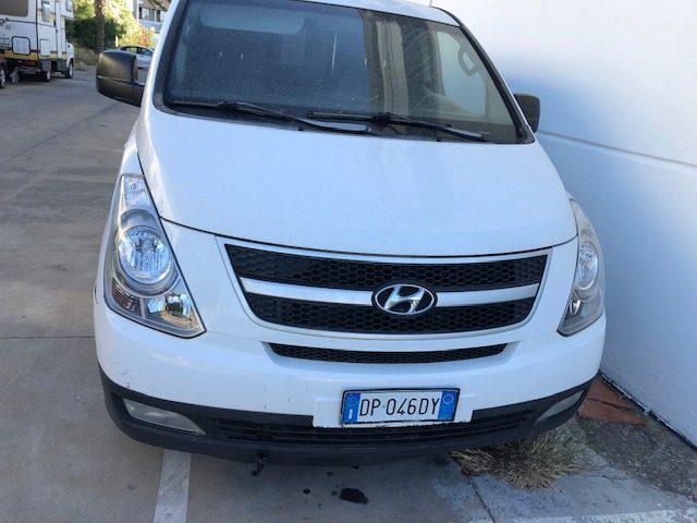 Hyundai H-1 2.5 CRDi VGT Van 6 p.ti Style