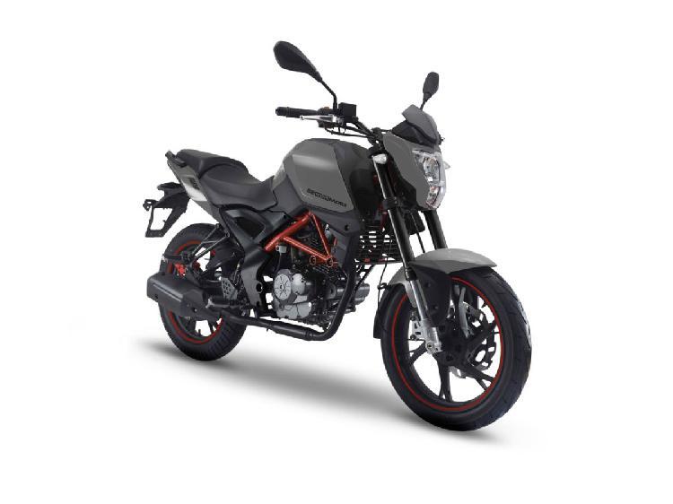 KSR Moto GRS 125 EFI (2017 - 19) nuova a Borgomanero
