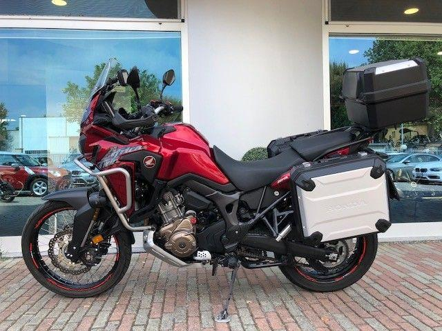 Africa twin dct travel edition (2018 - 19)