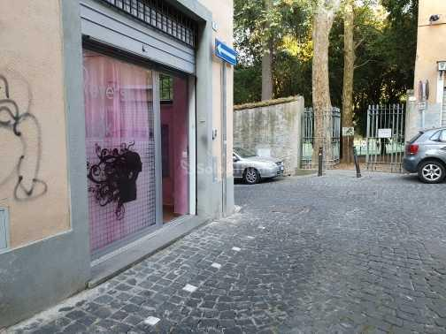 Fondo/negozio - 1 vetrina/luce a Frascati