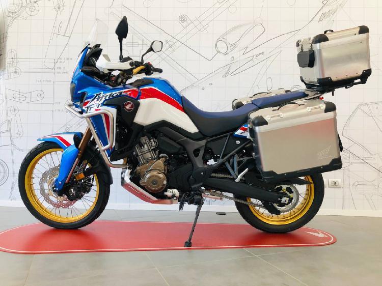 Honda africa twin dct desert track (2019) nuova a milano