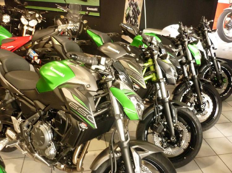Kawasaki z 650 (2017 - 19) nuova a casale monferrato