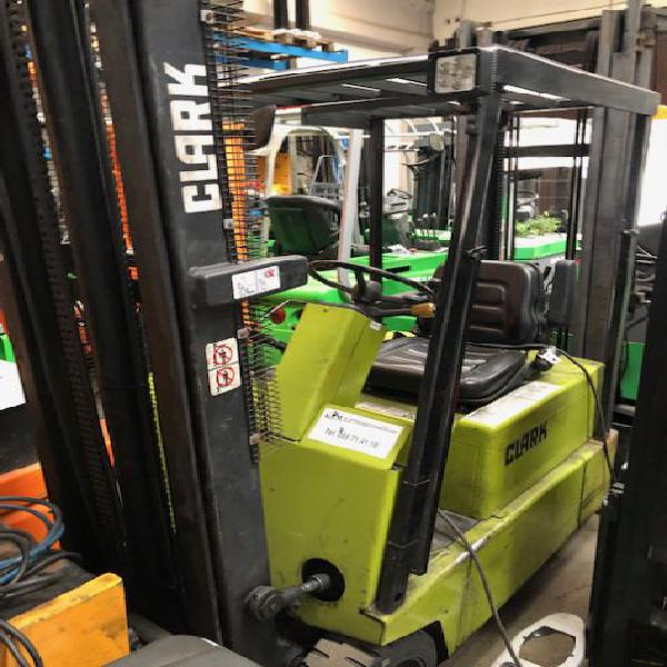 Carrello elevatore muletto 1500 kg con caricabatterie