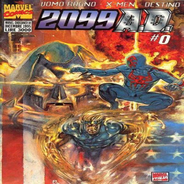 Marvel 2099ad
