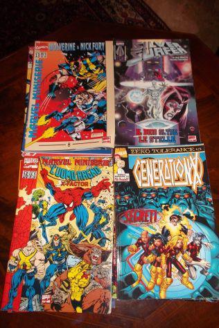 Marvel miniserie(marvel italia,1994-2005)