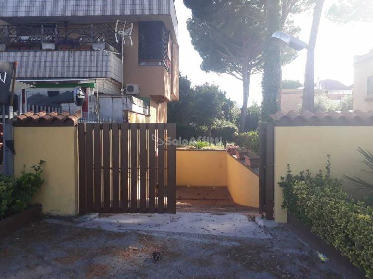 Deposito a Lavinio, Anzio