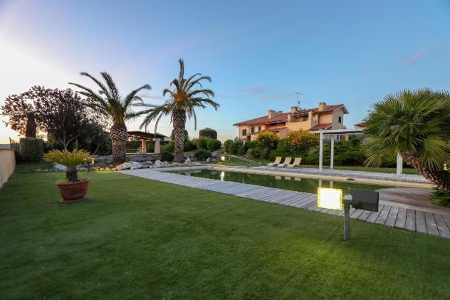Villa singola in vendita a montescudaio 330 mq rif: 817758