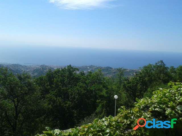 Sanremo, vista mare, terrazza