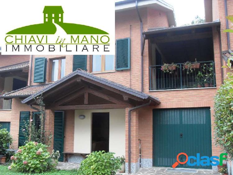 Asti villa schiera corso alba
