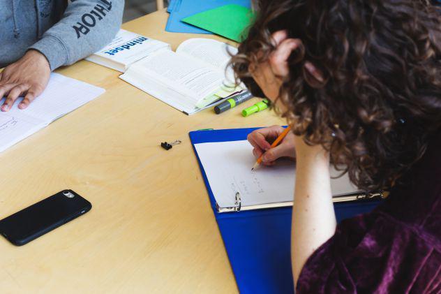 Aiuto compiti gruppi studio elementari medie
