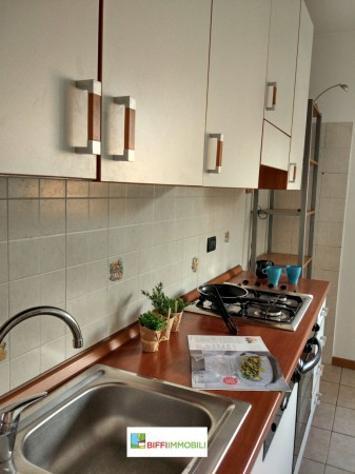 Appartamento di 48 m² con 2 locali e box auto in affitto a