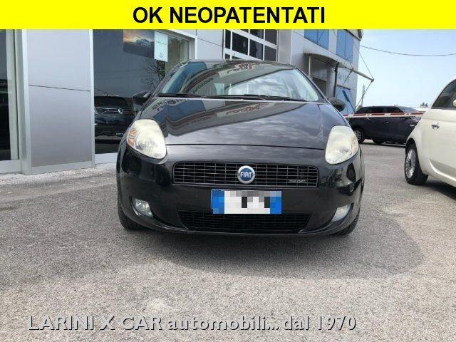 Fiat grande punto 1.3mjt 75 5p. active 4pt buone condizioni