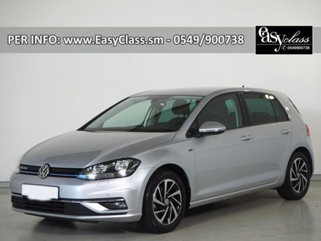 Volkswagen golf 1.5 tsi 131 cv act 5p. dsg navi virtual