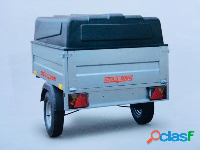 Altro trailers carrello appendice 450 nuovo benzina in vendita a morano calabro (cosenza)