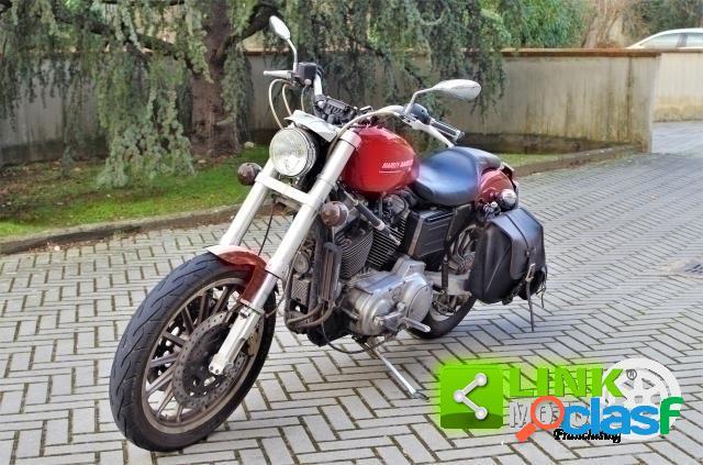 Harley-Davidson Sportster benzina in vendita a Prato (Prato)