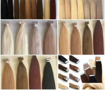 I nostri capelli naturali