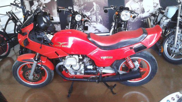 Moto guzzi v 65 lario del 1987 da trasformare!