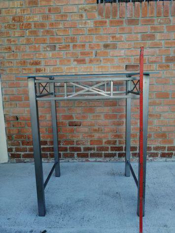 Tavolino Salotto Ferro Battuto E Vetro.Tavolino Vetro Ferro Offertes Febbraio Clasf