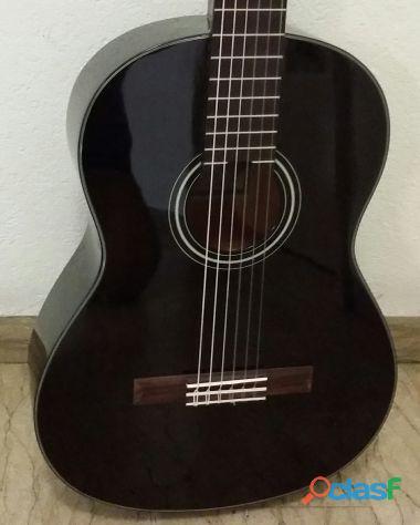 Chitarra classica bettin mod.yamaha c40 in abete massello nuova con custodia la borsa