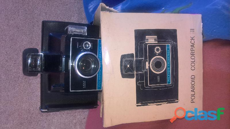 Macchina fotografica polaroid colorpack ii