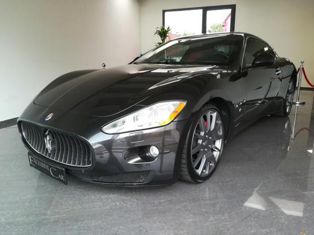 Maserati granturismo 4.2 v8_405cv