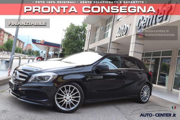 Mercedes-benz classe a a 200 cdi automatic amg line