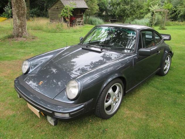 Porsche - 911 sc 3.0 coupe - 1982