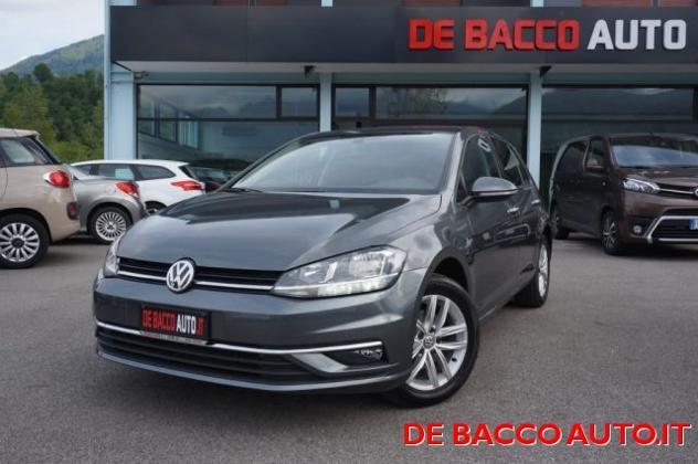 Volkswagen golf 1.4 tsi 125 cv 5p. advance i-car rif.