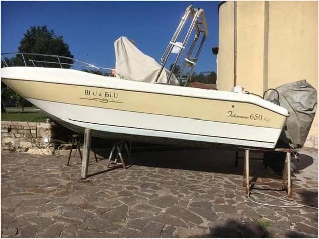 Barca a motore barca 650 open 200cv 4t anno2007 lunghezza
