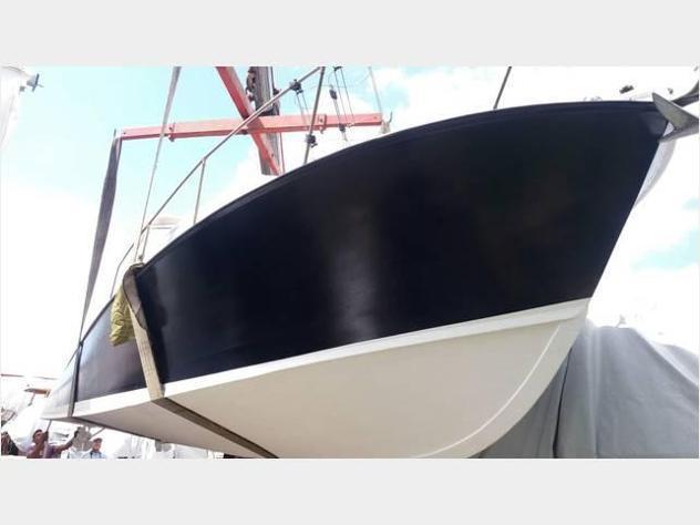 Barca a motore7 mari day cruiser anno1970 lunghezza mt9