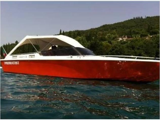 Barca a motoreabbate bruno primatist g25 anno1992 lunghezza