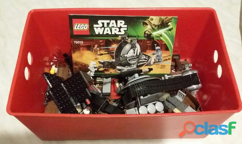 Lego star wars tm 75015   corporate alliance tank droid nuovo senza scatola