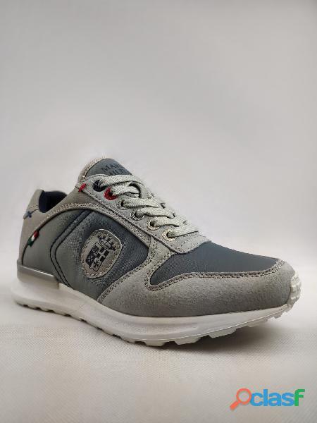 Marina militare scarpe sneakers pelle   da 40 a 43   spedizione gratuita