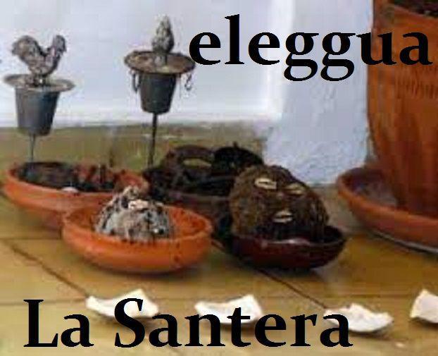 Consulto con eleggua santeria cubana