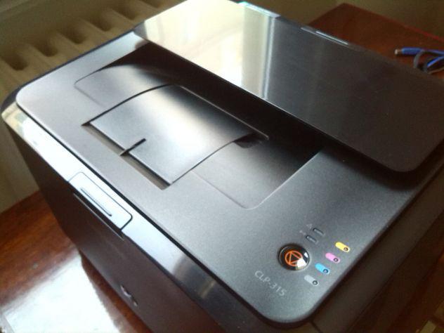 Stampante laser colori samsung clp-315