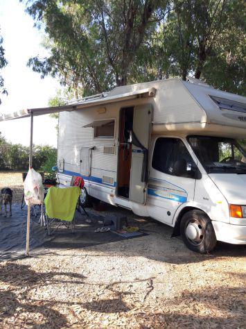 caravan FAP per roulotte camper 10 cilindri a incastro